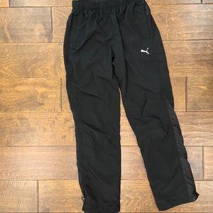 PUMA lined wind pants